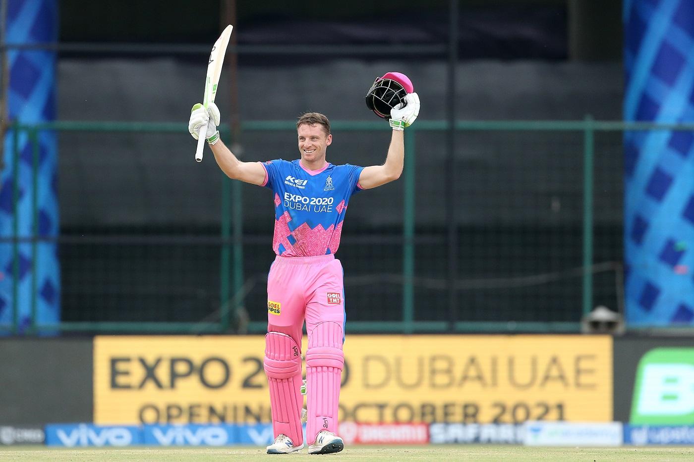 Jos Buttler made his maiden IPL century- 124 | BCCI-IPL