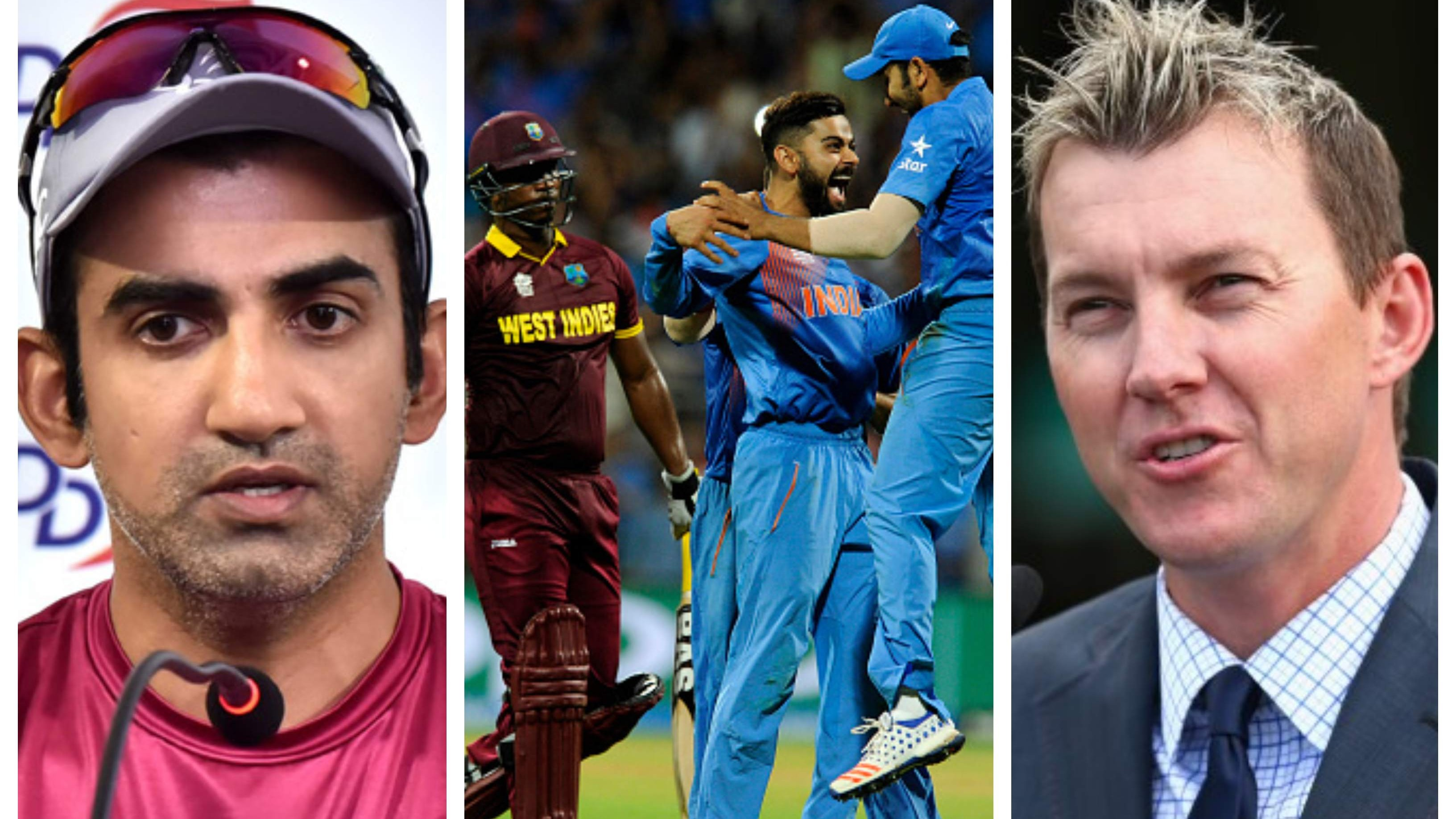 Gautam Gambhir, Brett Lee oppose the idea of splitting T20 matches into four innings