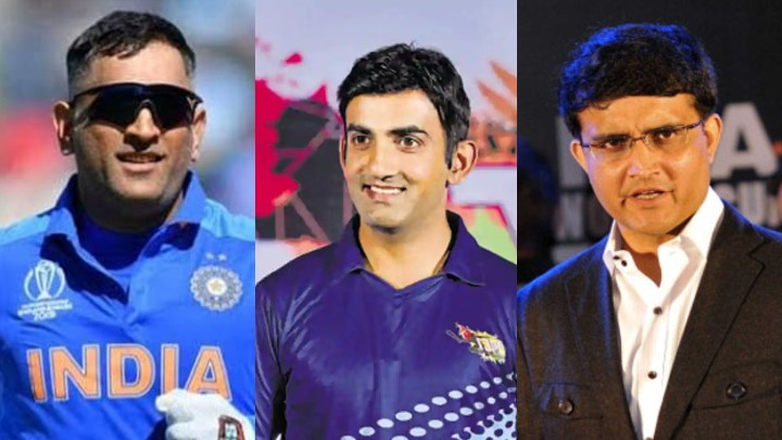 Gautam Gambhir calls MS Dhoni a better limited overs captain than Sourav Ganguly