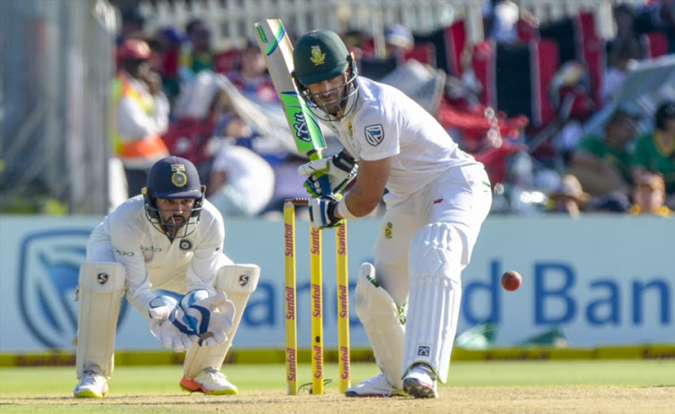 Faf du Plessis hit 63 to take South Africa to 335 | Getty