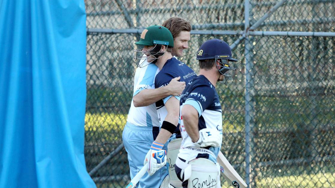 Shane Watson bats for Steve Smith and David Warner; calls the bans 'over the top'