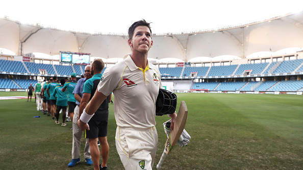 PAK v AUS 2018: This draw doesn't feel like a win, says Tim Paine