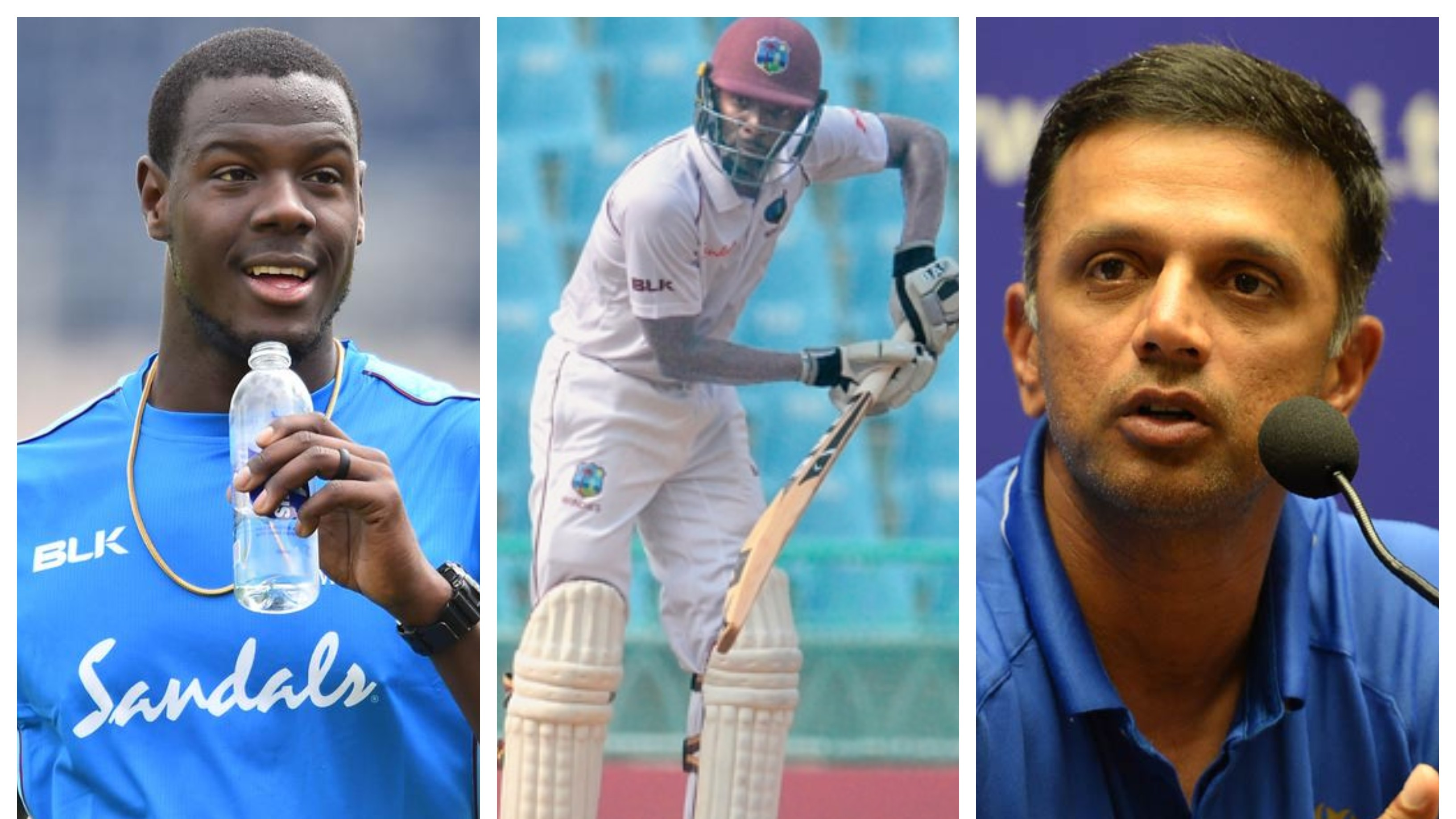ENG v WI 2020: Rahul Dravid approved Shamarh Brooks is set for