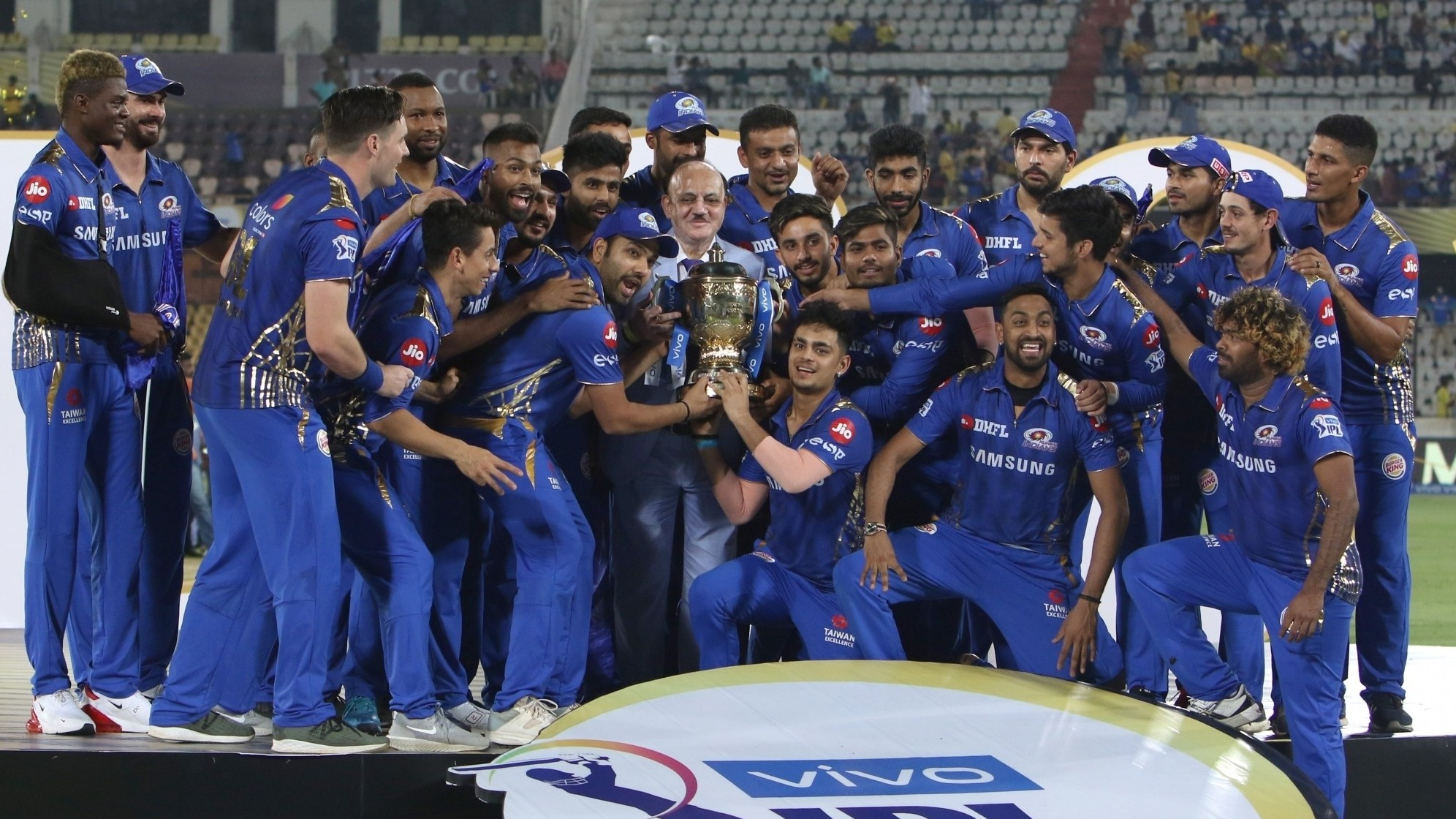 IPL 2020: Mumbai Indians set to release four players ahead of the auction