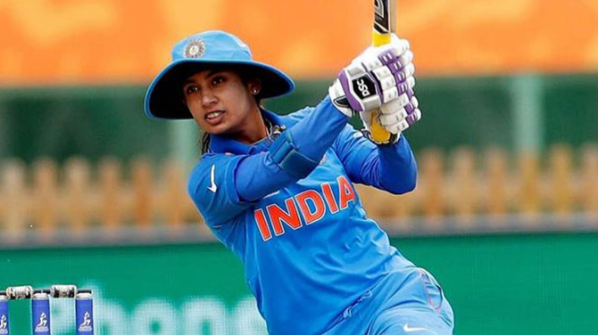 Mithali Raj shares an inspiring message for her fans on Twitter