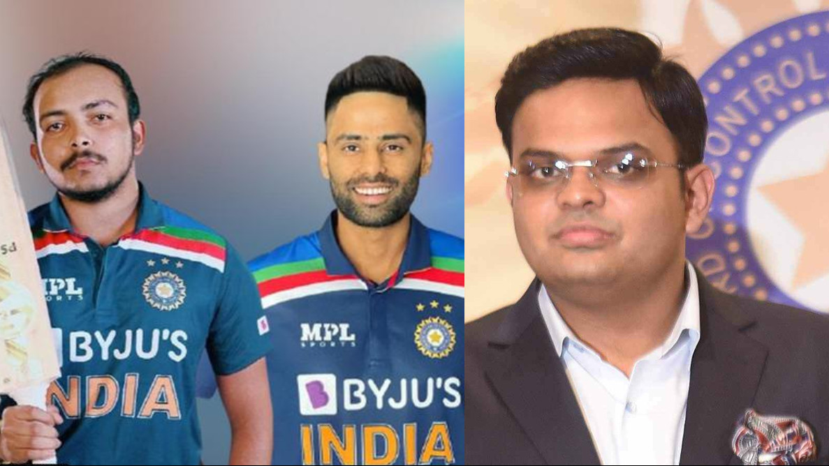 ENG v IND 2021: BCCI secretary Jay Shah backs Indian team's request to send Suryakumar, Prithvi for Test series
