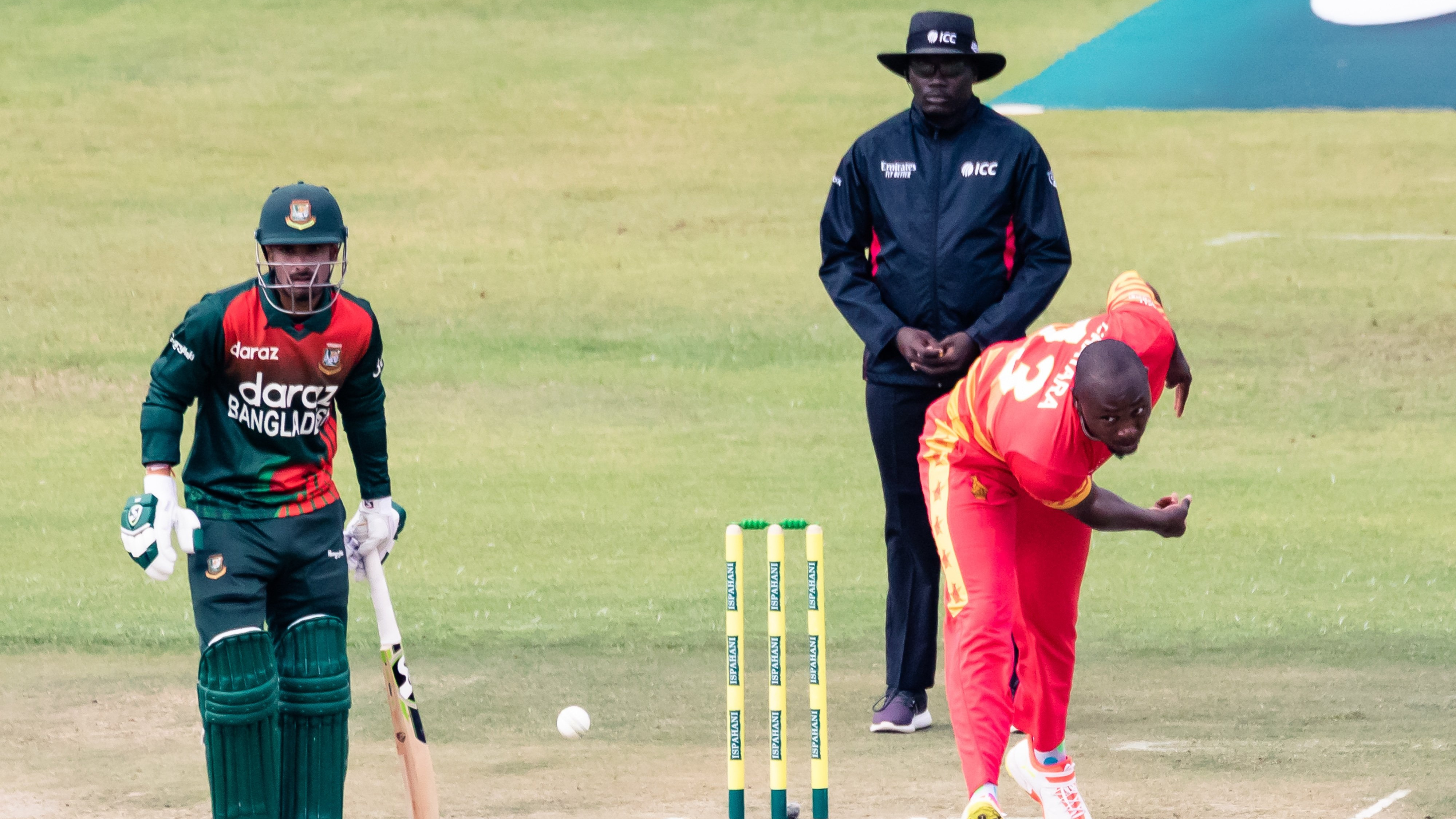 ZIM v BAN 2021: ZC and BCB agree to preponethree-match T20I series