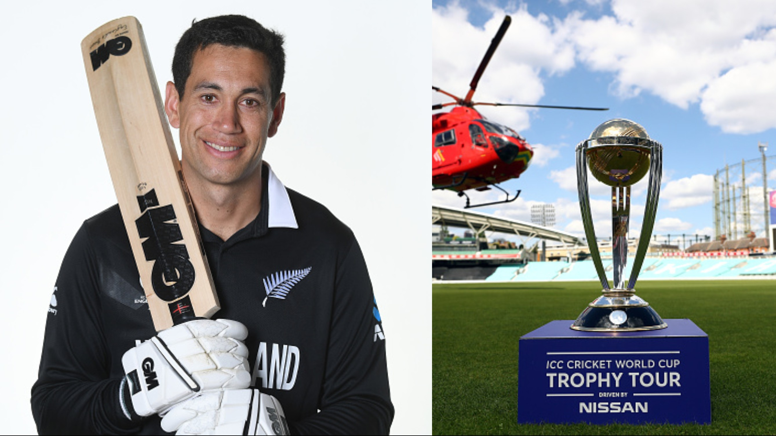 CWC 2019: New Zealand veteran Ross Taylor says he is inspired by the 'Universe Boss' Chris Gayle