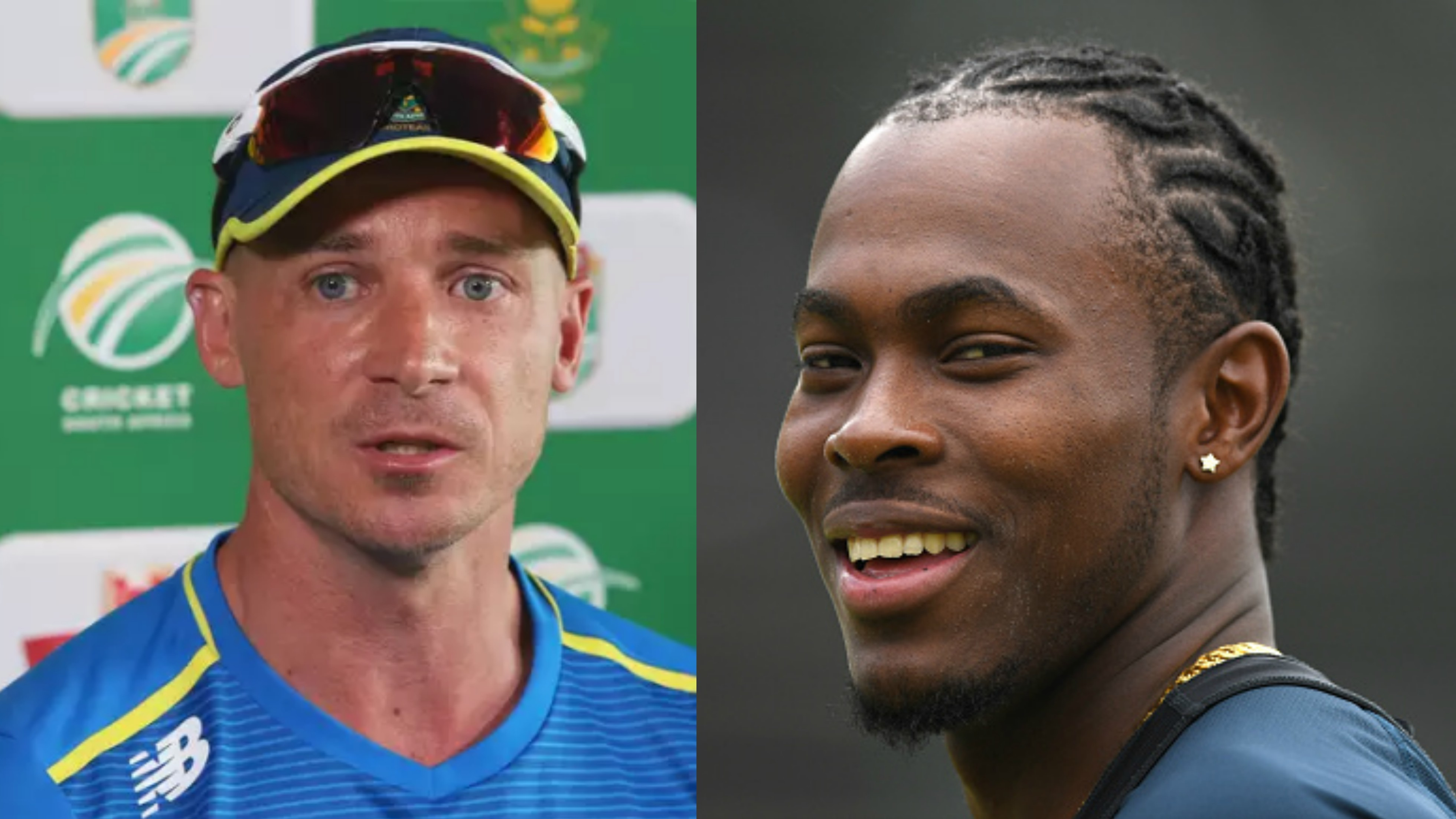 Dale Steyn reveals his reaction after first watching Jofra Archer bowling in county cricket