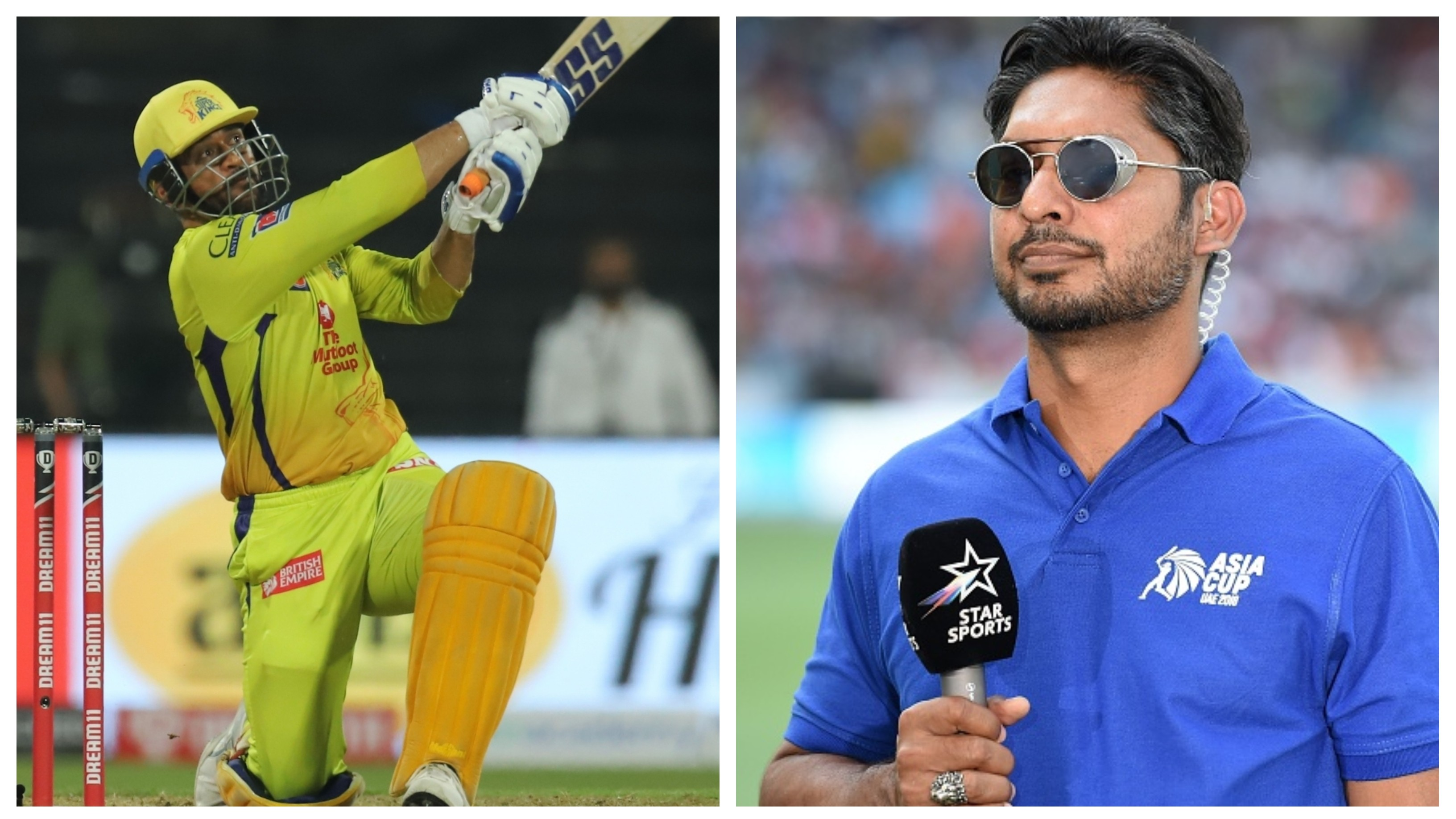 IPL 2020: Dhoni must get some competitive cricket under his belt before next season - Sangakkara