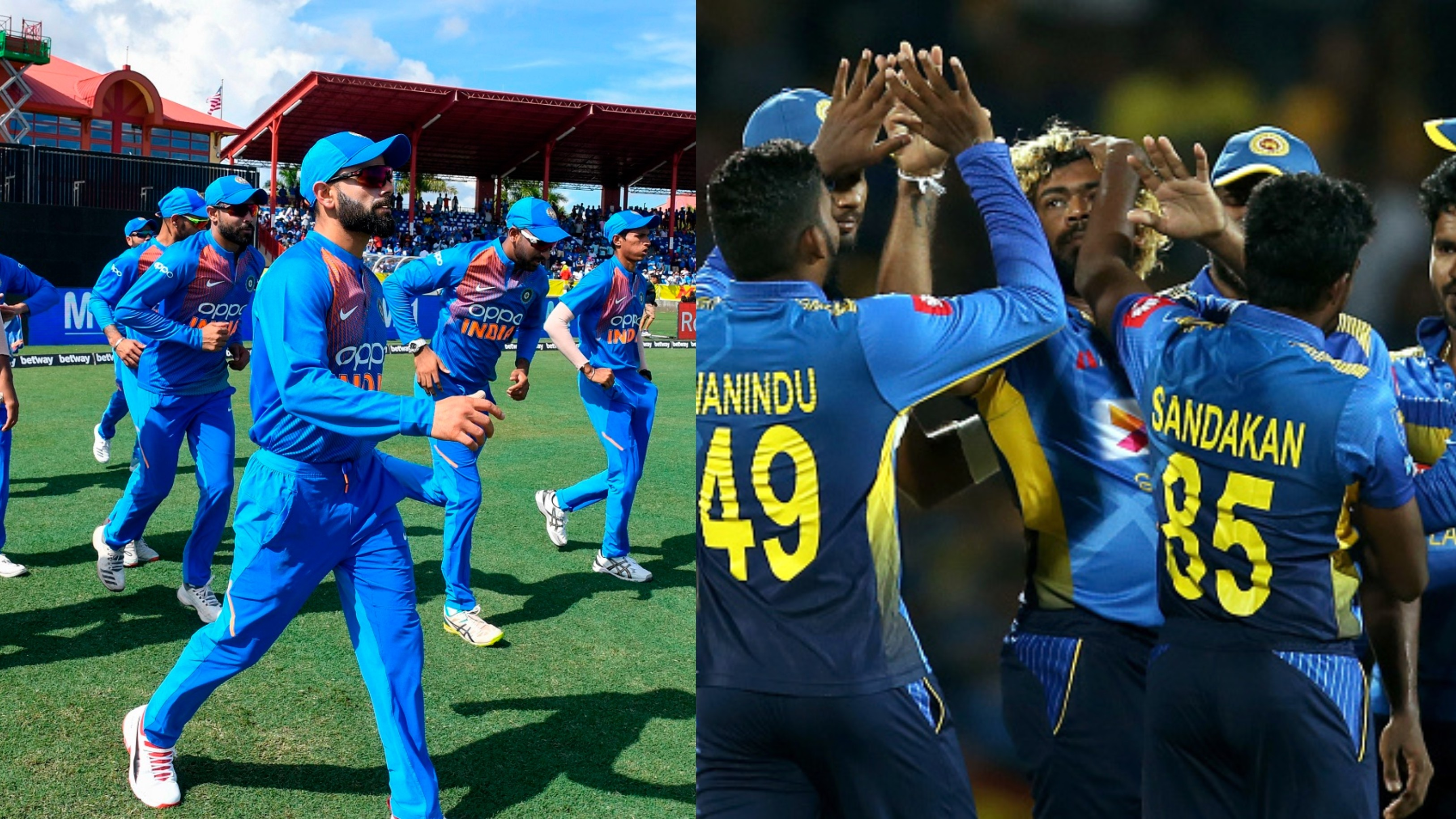 India likely to host Sri Lanka for T20I series at home next year: Reports