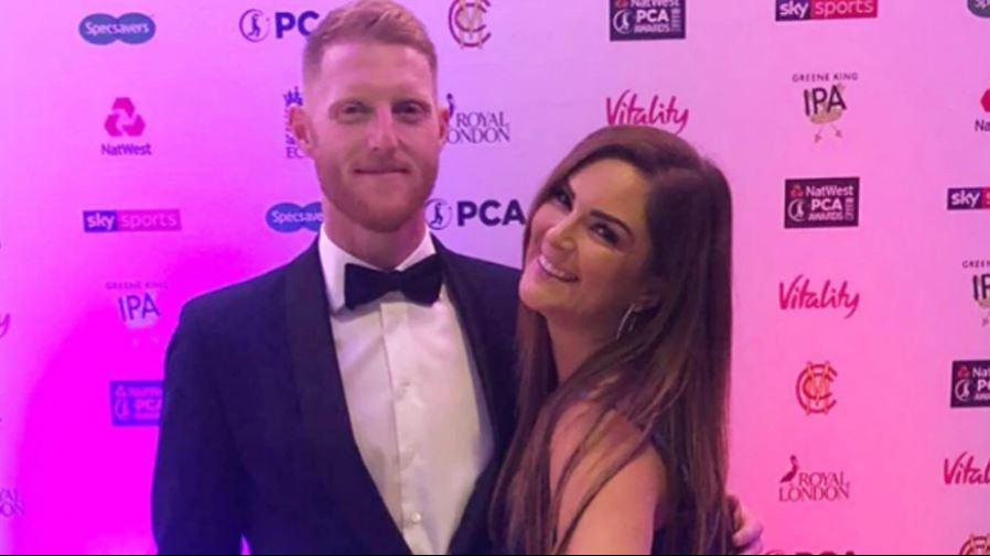 Ben Stokes' wife Clare rubbishes reports claiming the England all-rounder choked her