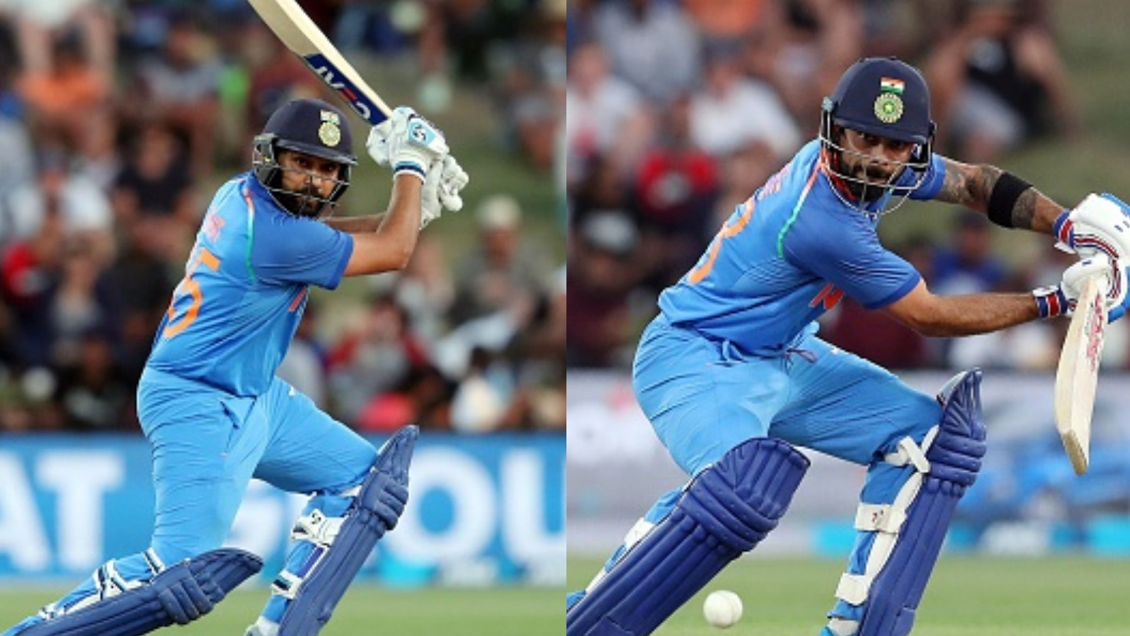 NZ v IND 2019: 3rd ODI – India goes 3-0 up with a 7-wicket win; Rohit-Kohli make fifties