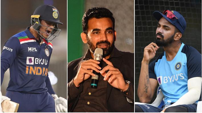 IND v ENG 2021: Zaheer Khan tempted to bring Ishan Kishan over KL Rahul for 5th T20I