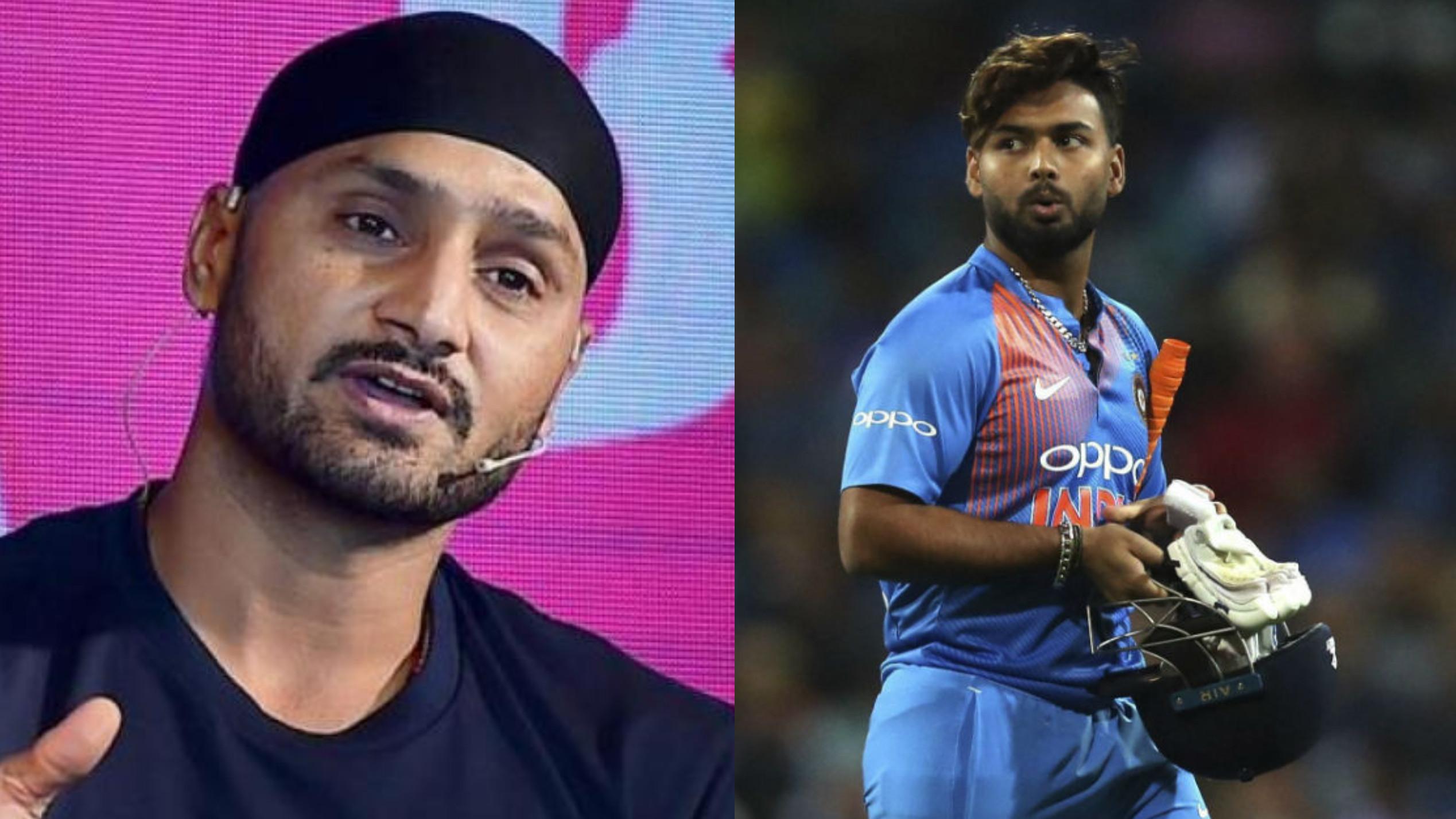 CWC 2019 : हरभजन सिंह के अनुसार विश्व कप 2019 के लिए इस युवा विकेटकीपर-बल्लेबाज़ को मौका दिया जाये