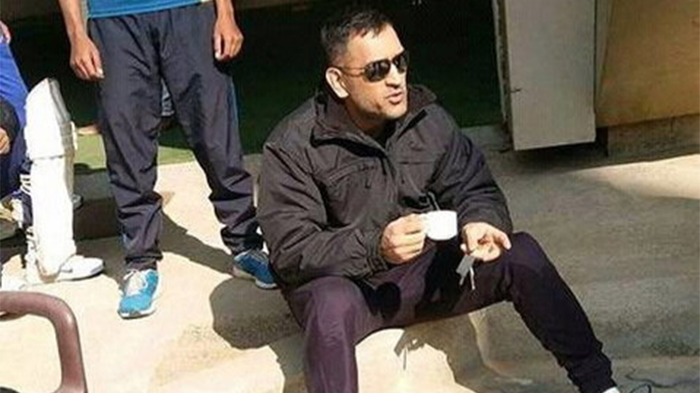 MS Dhoni's ardent fan gifts him 'special tea' on 37th birthday