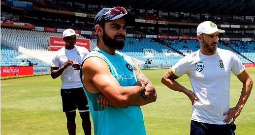 दक्षिण अफ्रीकी टीम का ड्राइवर एंड्रे क्रोग हैं उनकी मददगार टीम इंडिया के फैन