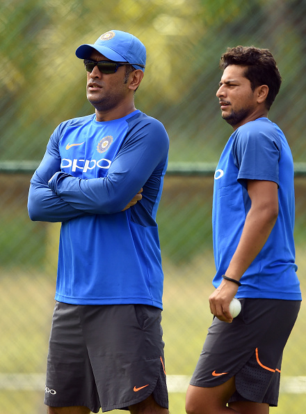 SA v IND 2018: MS Dhoni admits of not picking up Kuldeep Yadav's googly