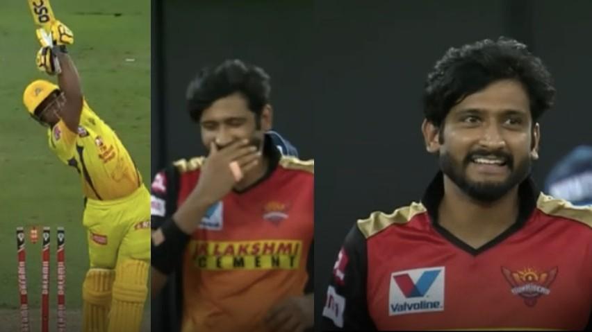 "IPL 2020: ""He's my big brother,"" Khaleel Ahmed clarifies that he wasn't laughing at Dwayne Bravo"