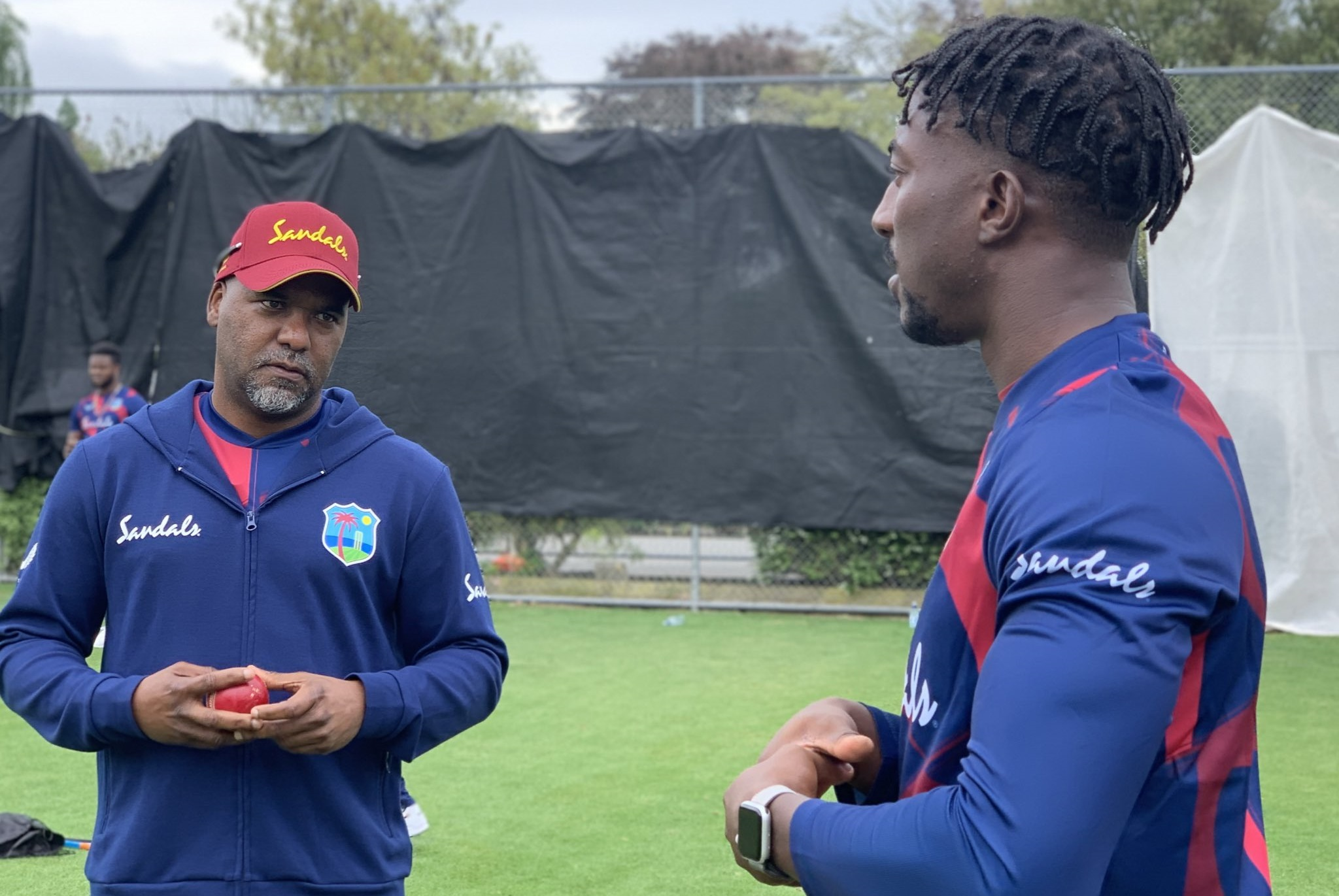 West Indies team started training in New Zealand   CWI Twitter