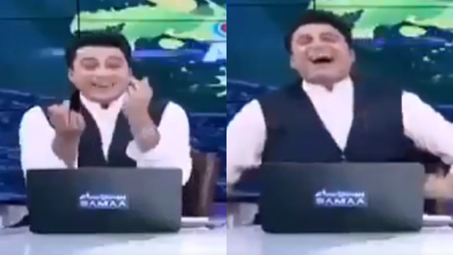 Asia Cup 2018: WATCH- Pakistani anchor shows middle finger on live TV after Pakistan defeats Afghanistan