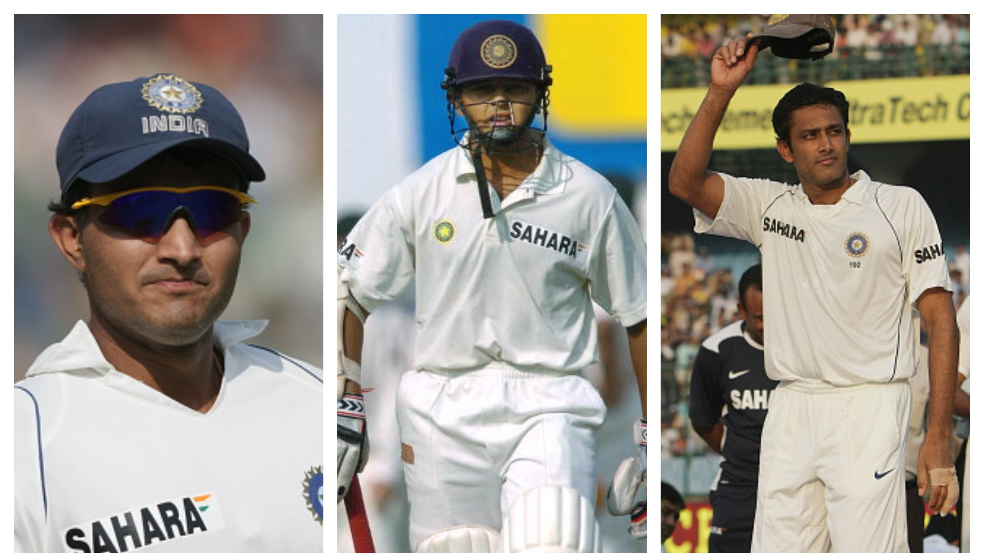 Parthiv Patel hails Sourav Ganguly, Anil Kumble as greatest Indian captains he played under