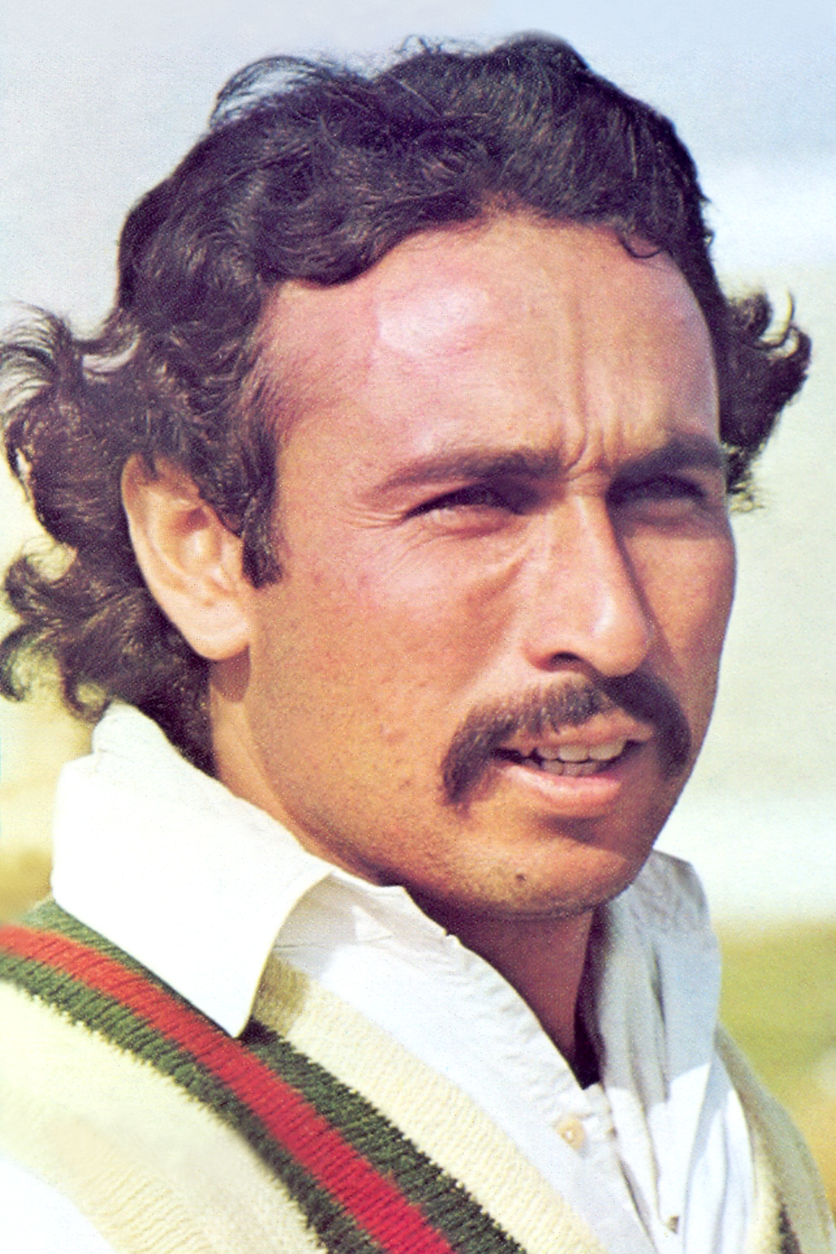 Pakistan's Jalaluddin was the first bowler to take a hat trick in ODI cricket