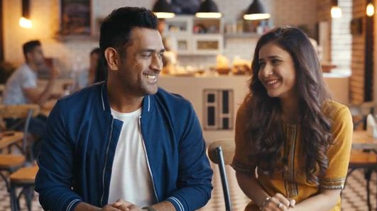 MS Dhoni talks about gender equality in a relationship for Bharat Matrimony TVC
