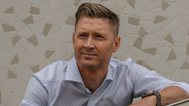 India knows the conditions that best suite them to beat Australia away, says Michael Clarke