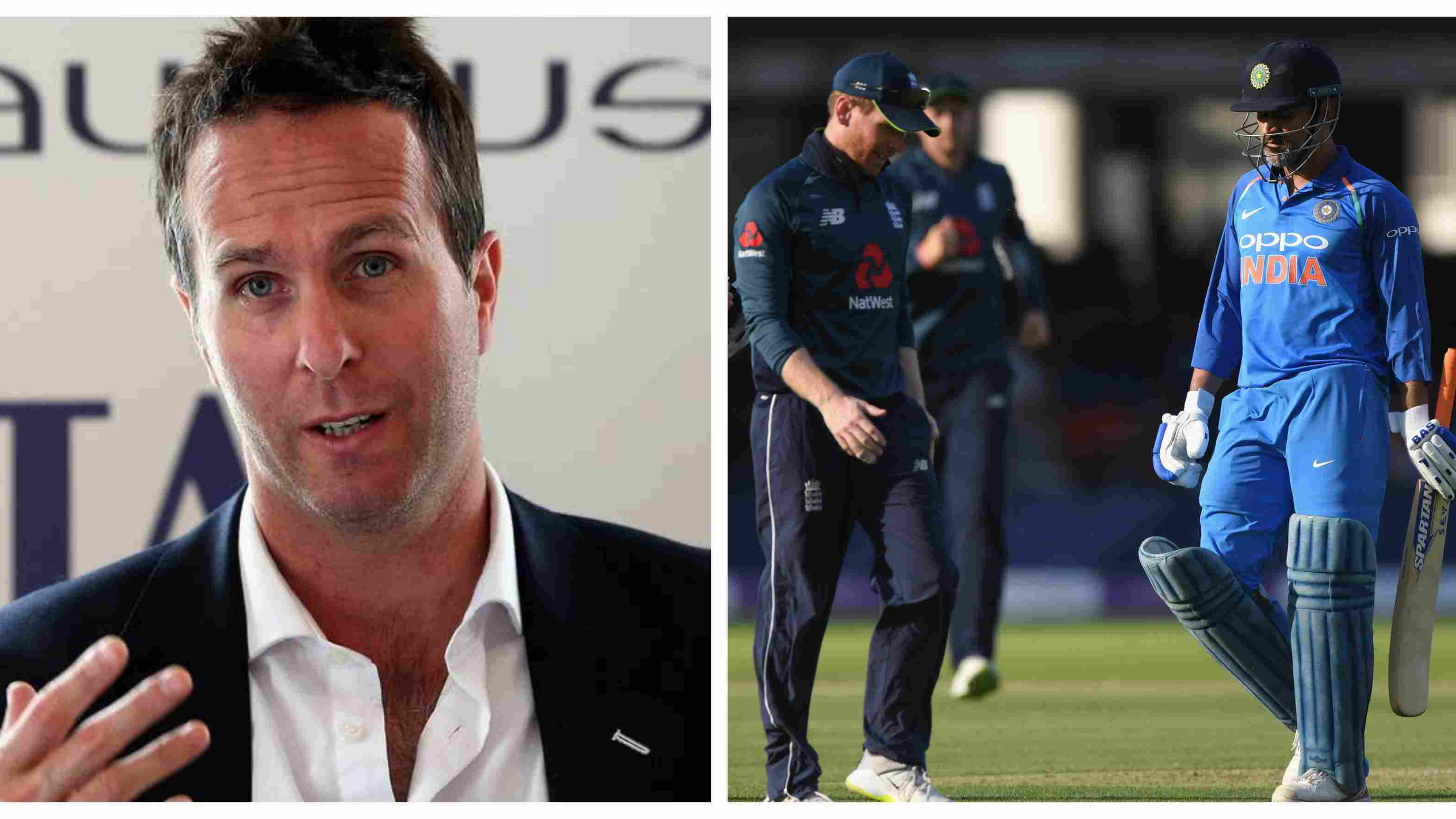 ENG v IND 2018: Michael Vaughan slams India's poor batting show in Lord's ODI