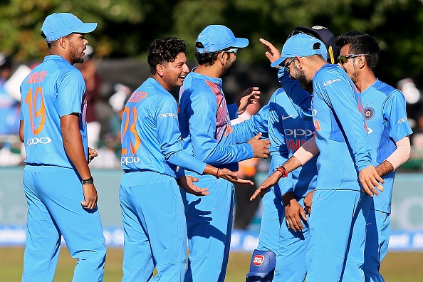 Team India beat Ireland 2-0 | Getty