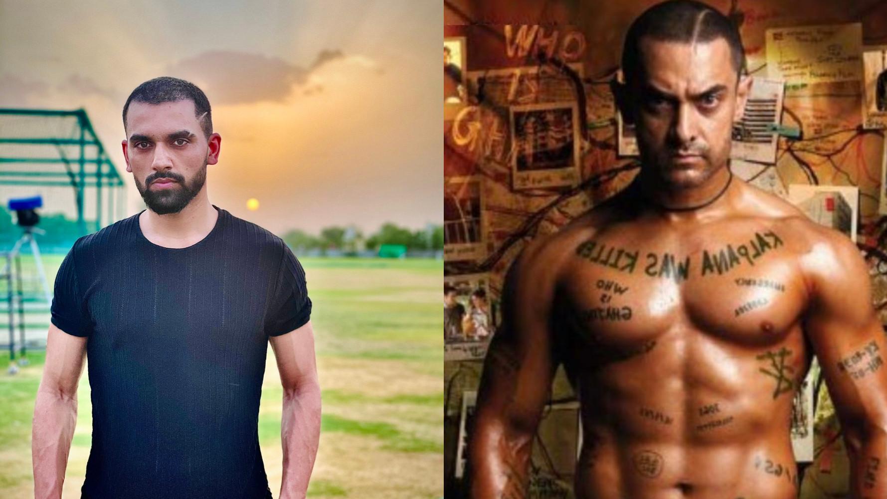 Deepak Chahar unveils new 'Ghajini' look and haircut; Suresh Raina and Twitterverse react