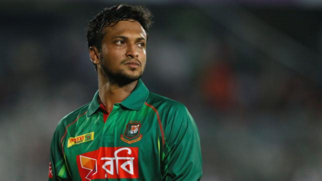 Nidahas Tri-series 2018: Shakib Al Hasan accused of breaking Premadasa's dressing room door