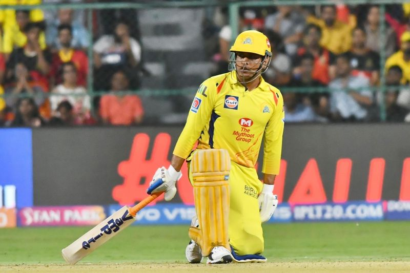 MS Dhoni for CSK | IANS