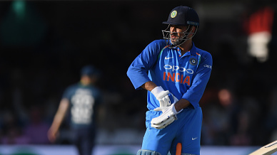ENG v IND 2018: Crowd at Lord's boos MS Dhoni during his innings to the surprise of many