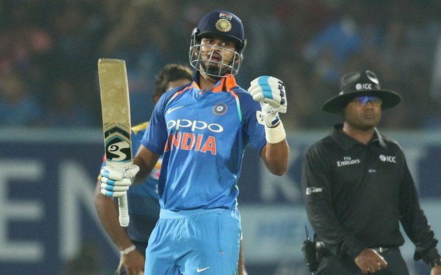 India B skipper Shreyas Iyer scored a brilliant 148 | AFP
