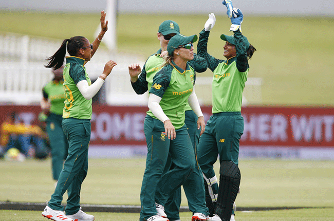 South Africa Women won ODI series in India with one game to go on Wednesday   PA