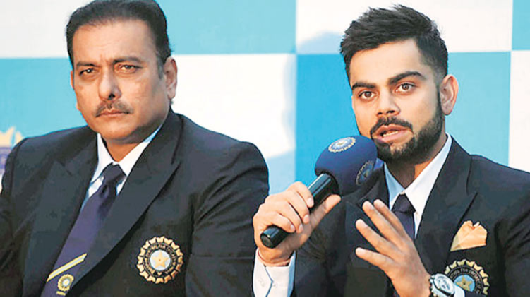 Virat Kohli and Ravi Shastri against playing the Day/Night Test in Australia