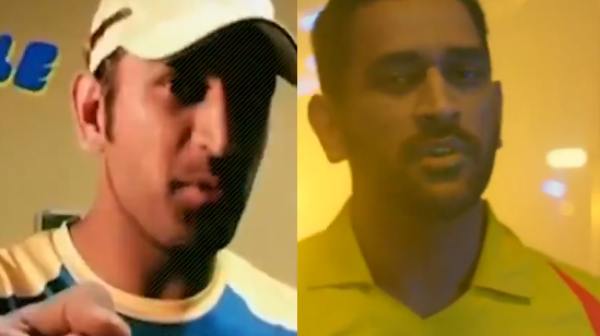 IPL: WATCH- Chennai Super Kings takes '10-year challenge' featuring MS Dhoni