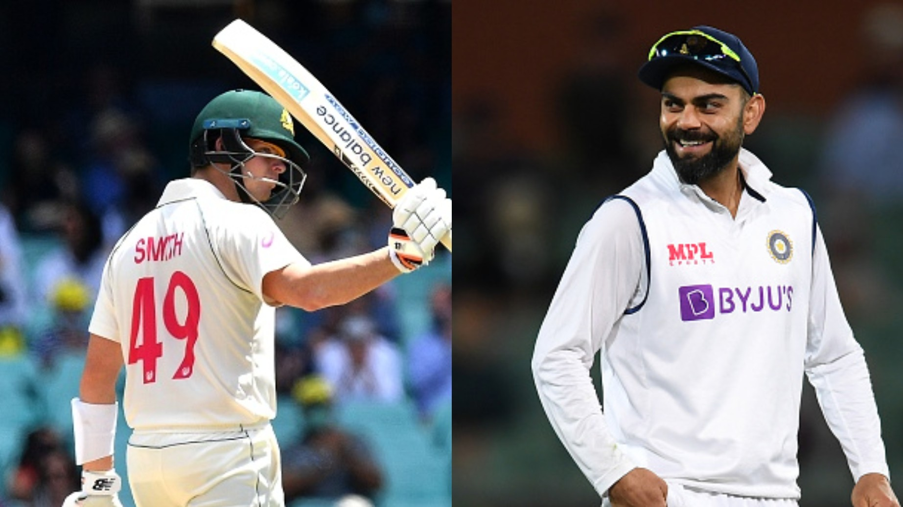 Virat Kohli slips to no.3 spot in ICC Test batting rankings behind Kane Williamson and Steve Smith