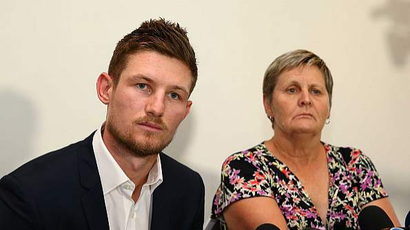 Not angry at the media for reporting the controversy, says Cameron Bancroft