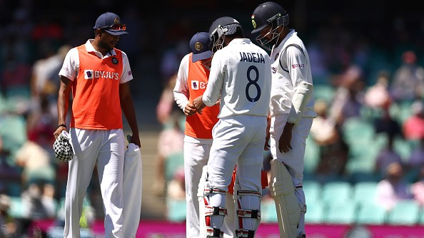 AUS v IND 2020-21: Ravindra Jadeja set to be out of action for 6 weeks with a fractured thumb