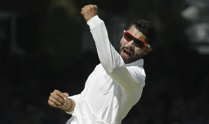 Ravindra Jadeja picked 4/58 against Railways