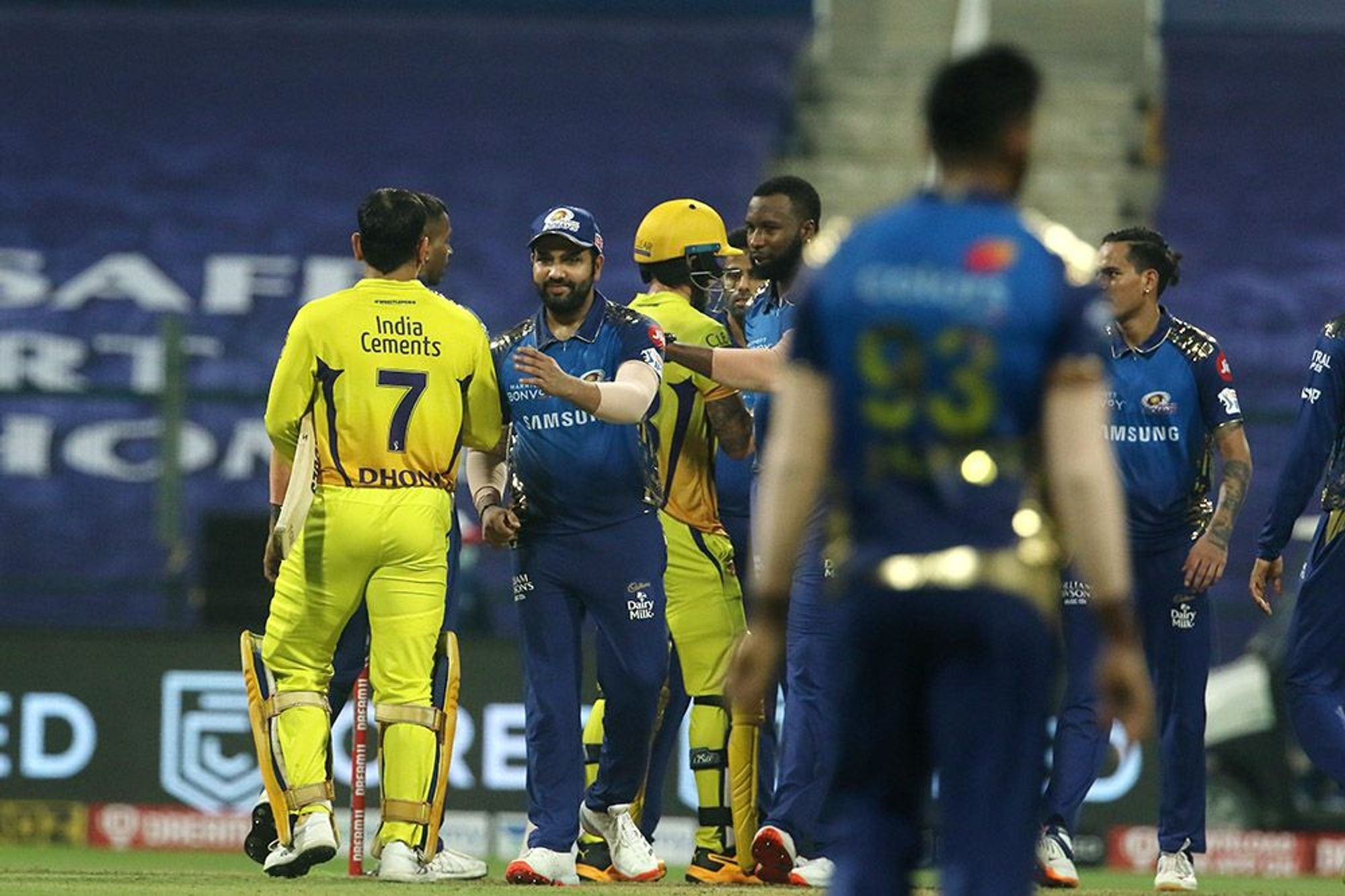 The defending champions were found wanting in the IPL 2020 opener | IANS