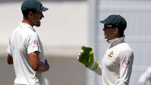 AUS v IND 2018-19: Australia skipper Tim Paine backs Starc despite disappointing performance