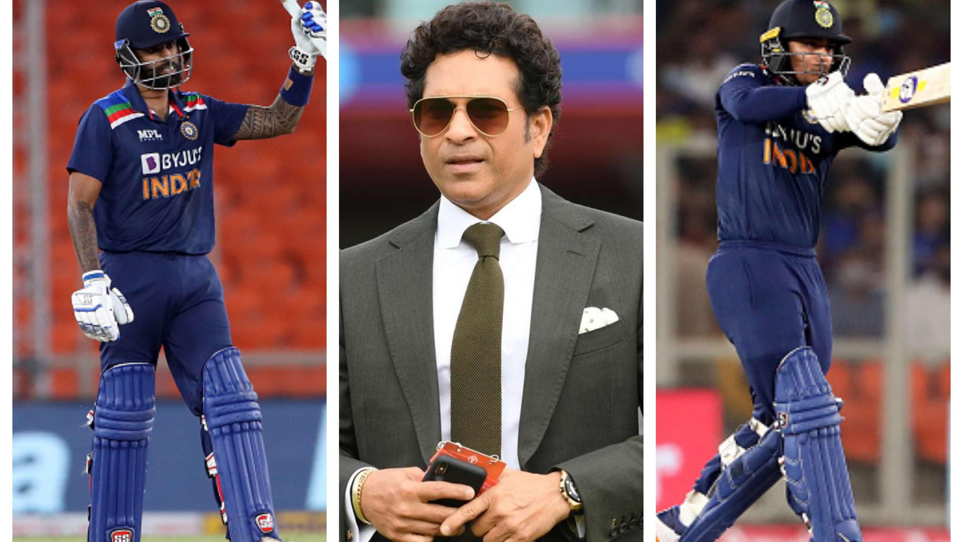 IND v ENG 2021: Sachin Tendulkar reckons Ishan Kishan, Suryakumar Yadav are ready to play T20 World Cup