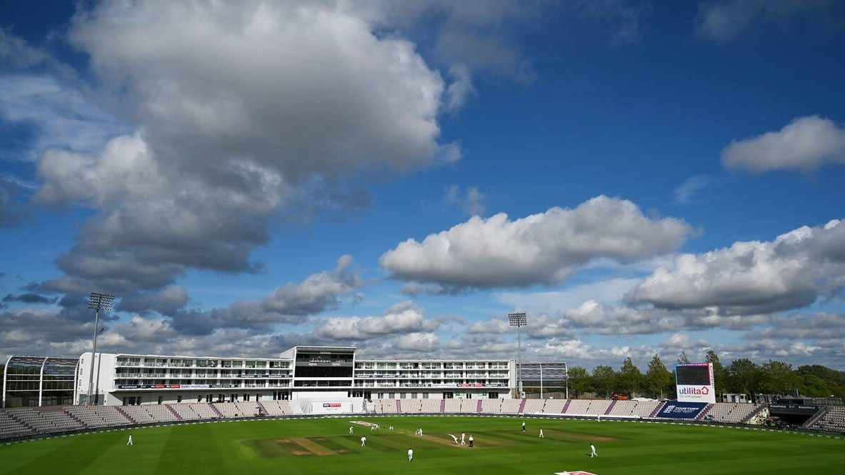 WTC 2021 Final: Southampton groundsman aiming to produce a pitch with 'pace, bounce and carry'