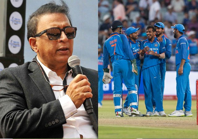 SA vs IND 2018: Sunil Gavaskar lashes out at Yuzvendra Chahal, saying nobody should be bowling no balls