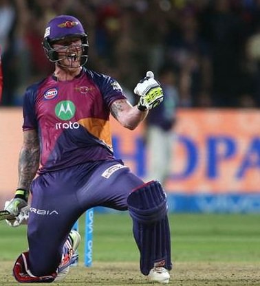 Ben Stokes was Hussain's no.1 pick in the auction | AFP