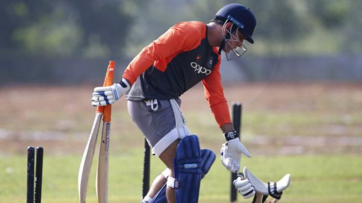 IND v WI 2018: MS Dhoni opts for a 45-minute batting session at CCI